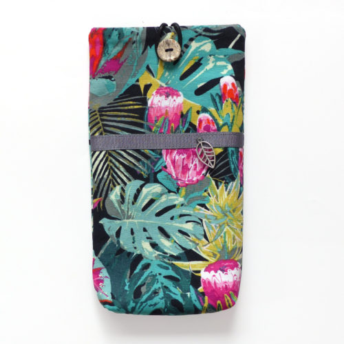 9c43c4677 Soft Case for Mobile Phone - Custom Made - 100+ Fabric options ...